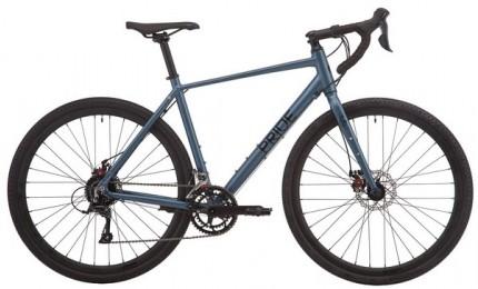 """Велосипед 28"""" Pride ROCX 8.2 рама - L синий 2019"""