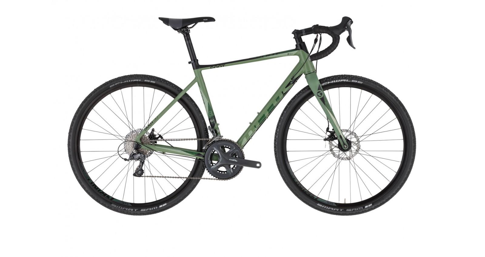 """Велосипед Kellys Soot 30 28"""" Green L - № Фото 1 - № Фото 2"""
