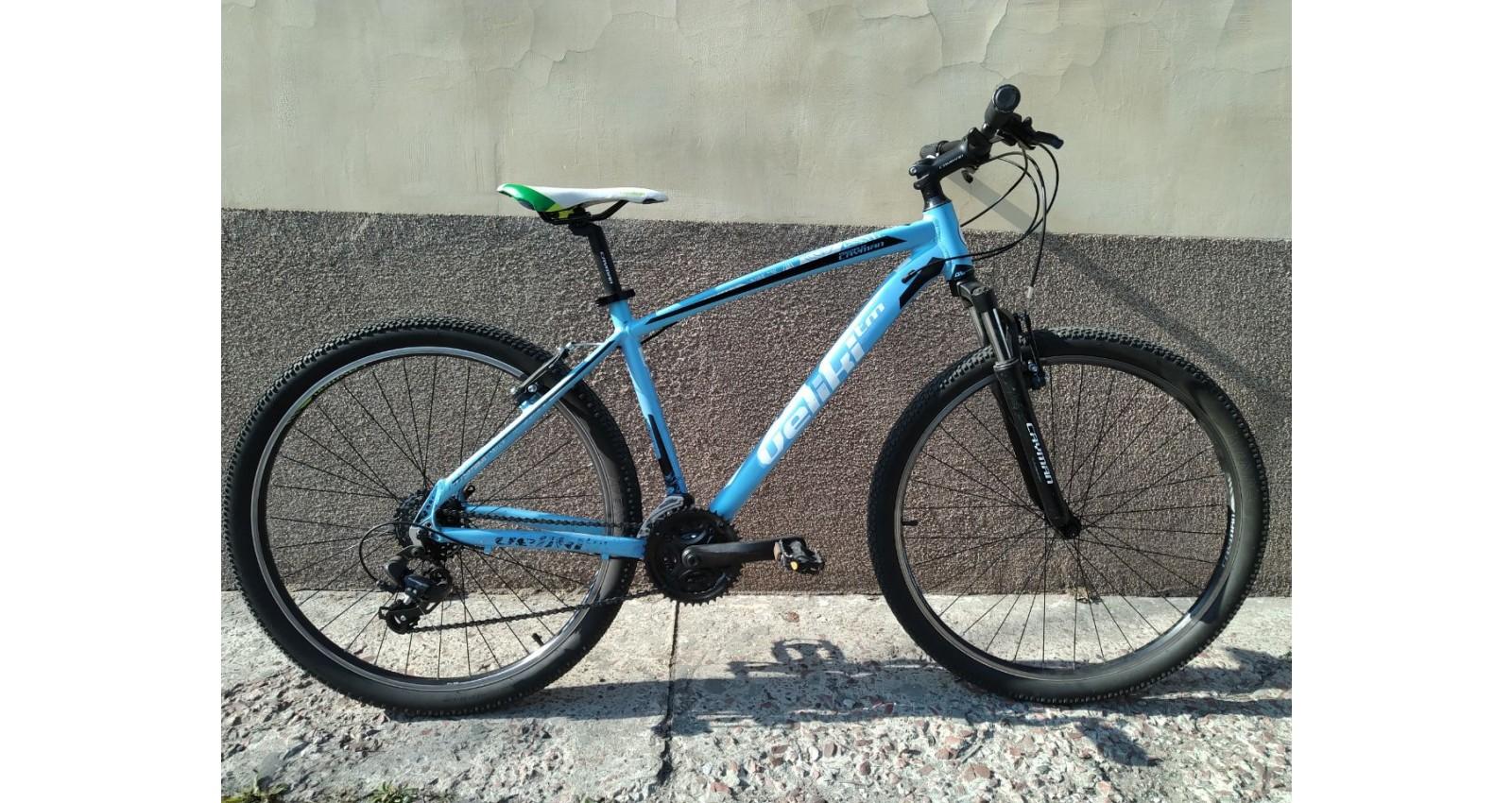 """Велосипед б/у 27,5"""" Cayman Evo 7.0 M (TM Veliki)  2019 blue - № Фото 1"""