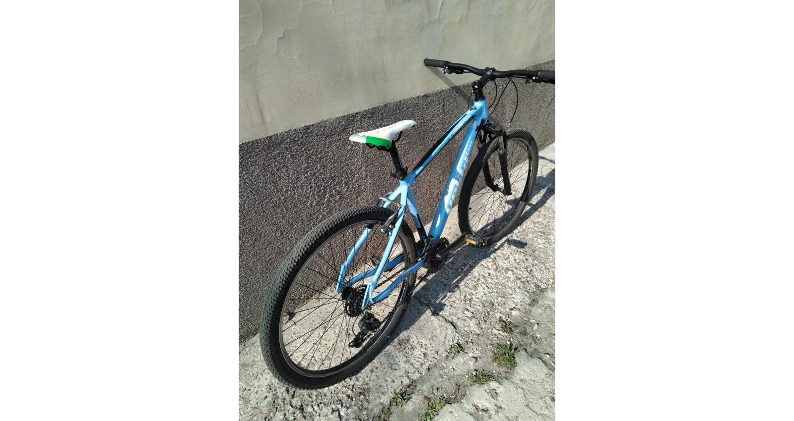 """Велосипед б/у 27,5"""" Cayman Evo 7.0 M (TM Veliki)  2019 blue - № Фото 1 - № Фото 2 - № Фото 3"""