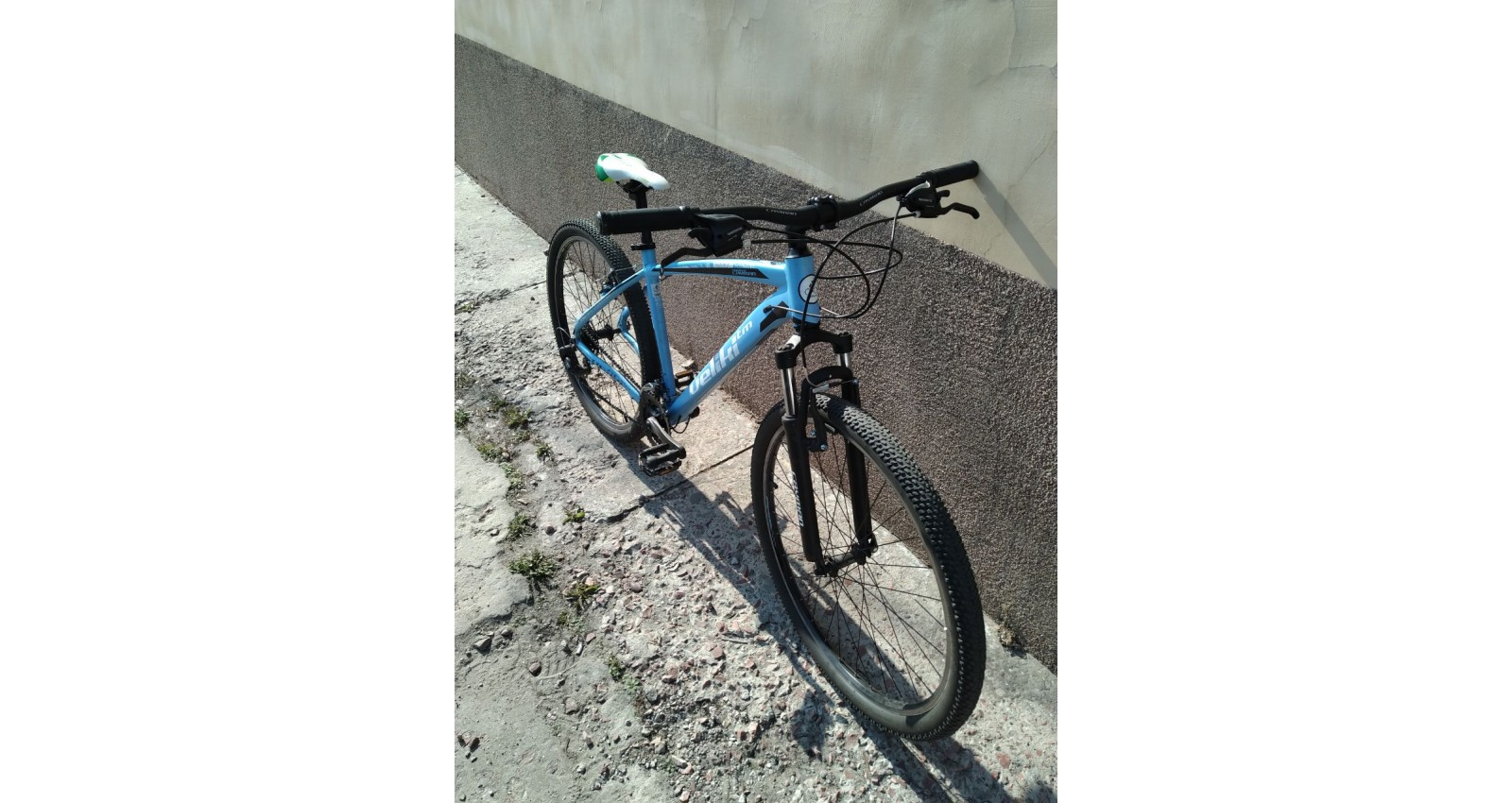 """Велосипед б/у 27,5"""" Cayman Evo 7.0 M (TM Veliki)  2019 blue - № Фото 1 - № Фото 2 - № Фото 3 - № Фото 4"""