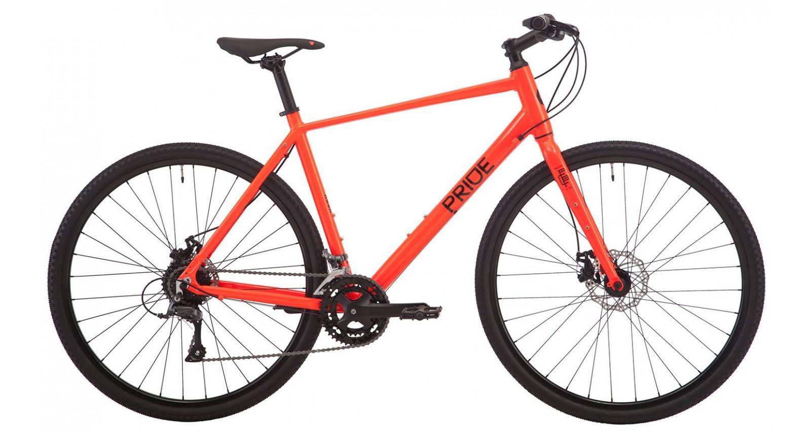 "Велосипед 28"" Pride Rocx Flb 8.1 disc рама - L красный 2019"