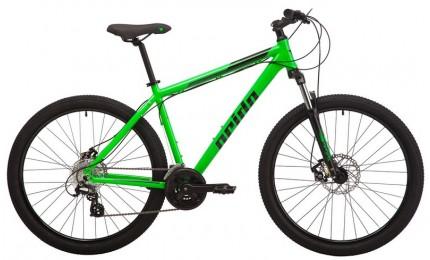"Велосипед 27,5"" Pride MARVEL 7.2 рама - L зелёный 2019"
