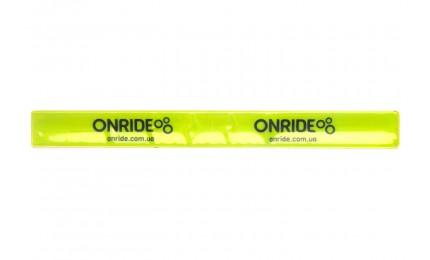 Лента светоотражающая Onride логотип Onride