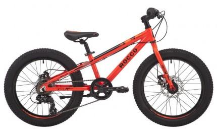 Велосипед 20'' Pride ROCCO 2.1 красный 2019