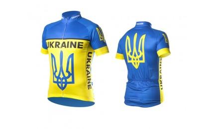 Веломайка OnRide Ukraine желто-голубой L