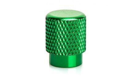 Колпачек на ниппель ONRIDE (AV) зеленый. уп 2 шт