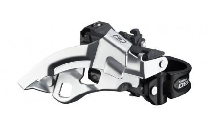 Переключатель передний Shimano Deore FD-M610 Top-Swing 3 скорости