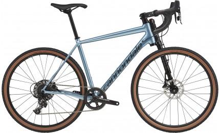"Велосипед 27,5"" Cannondale Slate SE Apex 1 GLB рама - S синий 2018"