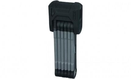 Велозамок ABUS Bordo Granit X-Plus 6500/85 ST сегментный черный