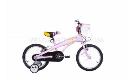 """Велосипед 16"""" Langtu KV01A(15) Розовый"""