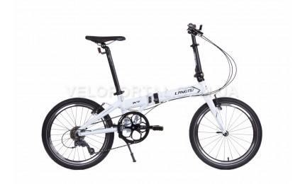 """Велосипед 20"""" Langtu K8(15-406) Белый/ Черный"""