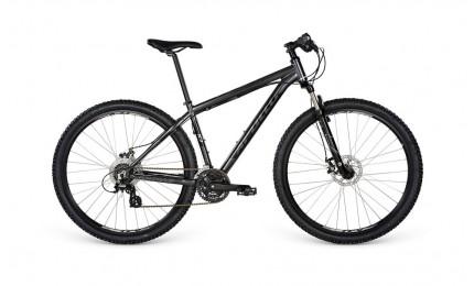 """Велосипед Apollo Xpert 10 29"""" серо-черный"""