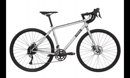 """Велосипед 27,5"""" Pride ROCX Tour disc рама - S темно-серый 2019"""