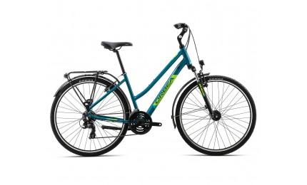 Велосипед Orbea COMFORT 32 PACK M [2019] Blue - Green