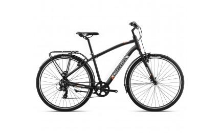 Велосипед Orbea COMFORT 40 PACK L [2019] Anthracite - Orange