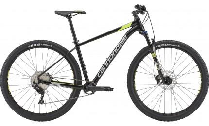 "Велосипед 29"" Cannondale Trail 2 BLK рама - XL черный 2018"