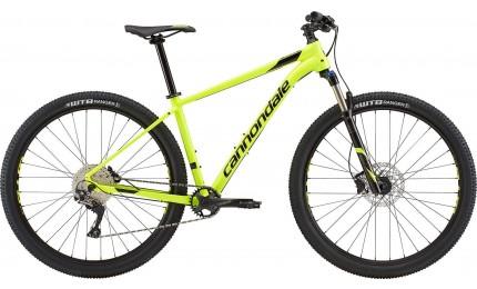"Велосипед 29"" Cannondale TRAIL 4 рама - L 2019 VLT зеленый"