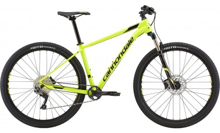 "Велосипед 29"" Cannondale TRAIL 4 рама - X 2019 VLT зеленый"