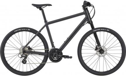 """Велосипед 27,5"""" Cannondale BAD BOY 3 рама - X 2020 BBQ, чорний матовий"""