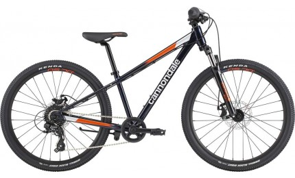 "Велосипед 24"" Cannondale TRAIL OS 2020 MDN, midnight"