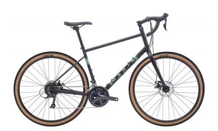 """Велосипед Marin Four Corners 28"""" Черный L"""