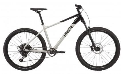 "Велосипед 27,5"" Pride Revenge 7.2 рама -  L алю/чорний  2020"