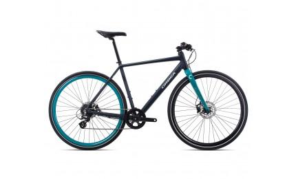 Велосипед Orbea Carpe 30 рама-M Blue-Turquoise