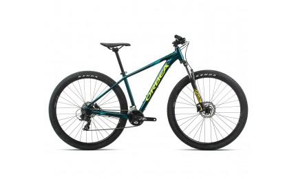 Велосипед Orbea MX 29 50 рама-L Ocean-Yellow