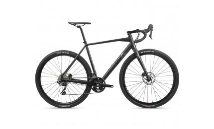 Велосипед Orbea Terra H40-D рама-M Black