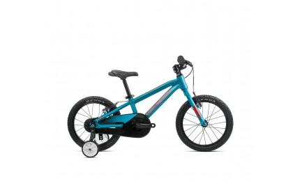 Велосипед дитячий Orbea MX 16 Blue-Red