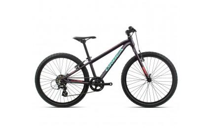 Велосипед підлітковий Orbea MX 24 Dirt Purple-Pink