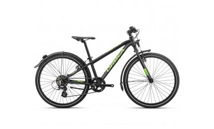Велосипед підлітковий Orbea MX 24 Park Black-Green