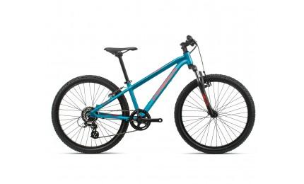 Велосипед підлітковий Orbea MX 24 XC Blue-Red