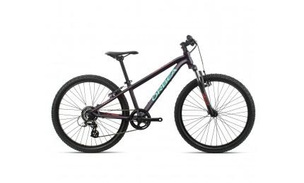 Велосипед підлітковий Orbea MX 24 XC Purple-Pink