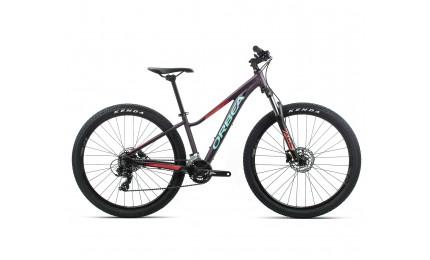 Велосипед підлітковий Orbea MX 27 ENT Dirt рама-XS Purple-Pink