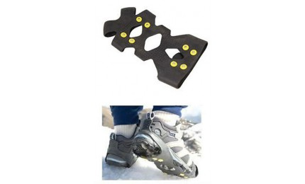 Ледоступы ArtiMate JH 212  размер L (39-46 размер обуви) черный