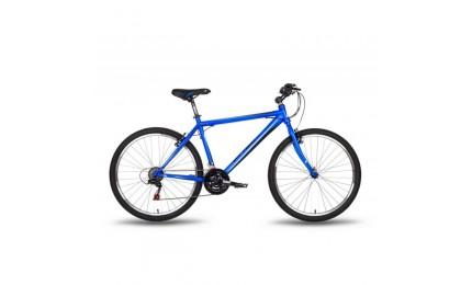 """Велосипед 26'' Pride XC-1.0 рама - 21"""" сине-черный матовый 2016"""