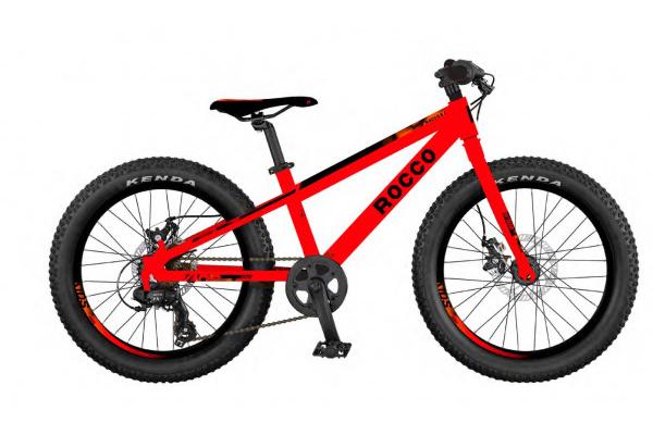 Велосипед 20'' Pride ROCCO 2.1