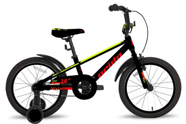 """Велосипед 18"""" Pride ROWDY 18"""